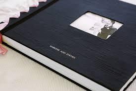 matted photo album signature matted album traditional style wedding album option