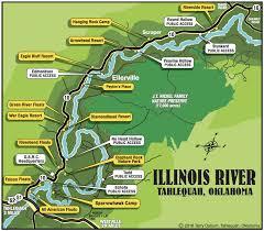 Illinois river tour tahlequah