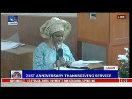 21st anniversary thanksgiving service bible reading
