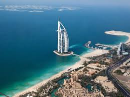 dining at the burj al arab business insider