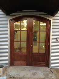 Refinish Exterior Door The Painted Door Furniture Refinishing Restoration