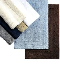 Reversible Bath Rugs Reversible Bath Rugs Wamsutta Mat Contour Rug Kohls Cotton