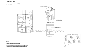 Purpose Of A Floor Plan by High Park Residences Floor Plan 1 Bedroom 1 Study Condo Singapore