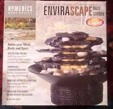 Tabletop Rock Garden Homedics Envirascape Rock Garden Relaxation Tabletop Wfl