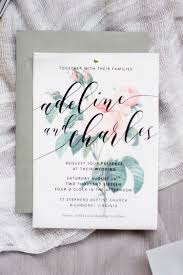 paper invitations diy floral wedding invitations pipkin paper company