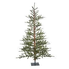 vickerman unlit bed rock pine tree artificial tree 7 x
