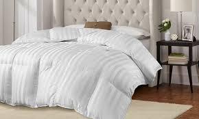 Luxury Down Comforter Hotel Grand 500tc Down Comforter Groupon Goods