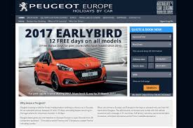 leasing peugeot france tankstream systems innovative business software u0026 web applications