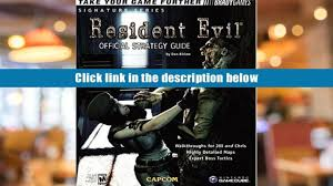 free download resident evil tm official strategy guide for