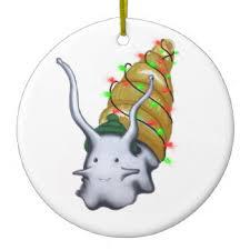 snail ornaments keepsake ornaments zazzle