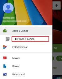 how to find and reinstall uninstalled android apps in play - My Android Apps