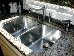 Granite Undermount Kitchen Sinks by Granite Countertop Kraus Stainless Steel Kitchen Sink One Hole