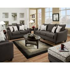 flash series furniture 3850 4 piece living room set flannel seal