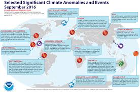 january september 2016 hottest on record world meteorological
