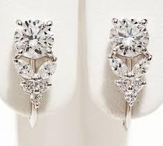 diamond earrings designs 19 trendy and beautiful diamond earrings mostbeautifulthings