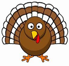 happy thanksgiving turkey clipart black and white 3 gclipart