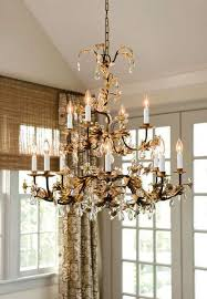 Iron Chandelier With Crystals Chandeliers Crystal Chandeliers And Venetian Glass Chandeliers