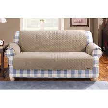 Pet Covers For Sofa by Surefit Cotton Duck Furniture Cover 222071 Furniture Covers At