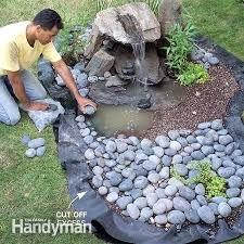 Garden Water Fountains Ideas Water Ideas For Backyard Backyard Buried Small