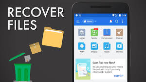 recover deleted files on android without root no pc