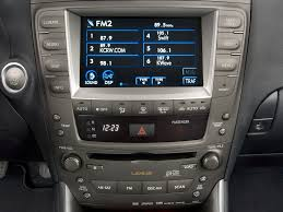 lexus is aftermarket navigation head unit 2008 lexus is250 reviews and rating motor trend