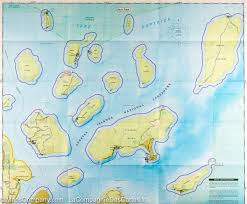 National Geographic Map Trail Map Of Apostle Islands National Lakeshore Wisconsin