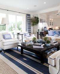 Blue And White Home Decor | 15 inspirational ideas for decorating with blue and white