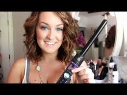 best curling wands for short hair how to beachy curls for short hair love her hair my style