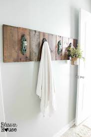 stylish bathroom towel holder in best 25 racks ideas on wood plans 9