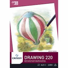 drawing 220 pad canson