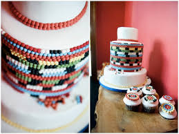 10 african inspired wedding cakes ghana africans and stools