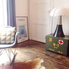 Interior Livingroom Home Sweet Home La Caisse Vintage Militaire Kaki Kaki Stuff