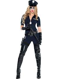 Cops Robbers Halloween Costumes Stop Traffic Costume Women Party 49 99