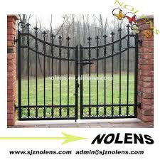 wrought iron home backyard gates for sale 2018 latest main gate