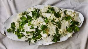 napa salad herby napa cabbage salad with lime recipe bon appetit
