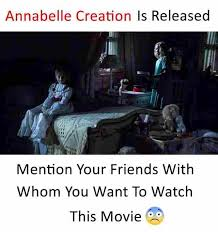 Creation Memes - dopl3r com memes annabelle creation ls released mention your