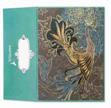 fancy peacock birthday cards papyrus
