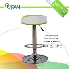 bar stool acrylic bar stools with backs and arms swivels