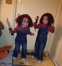 Halloween Costumes Dolls Twin Dolls Costume