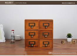 Multi Drawer Filing Cabinet 2017 Longming Home Zakka Multi Drawer Type Wooden Grocery Retro