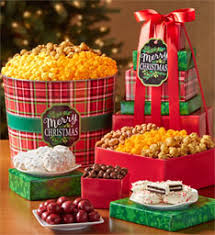 towers gift towers of delicious treats the popcorn factory