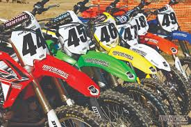 motocross bikes 2015 motocross action magazine 2015 mxa 450 shootout the needy u0026 the