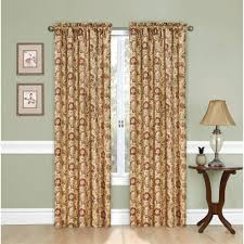 Waverly Kitchen Curtains by Waverly Window Panels Waverly Imperial Dress Curtain Panel Bright
