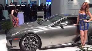 lexus v10 engine lexus lfa v10 super car from japan youtube