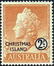 postage stamps and postal history of christmas island wikipedia