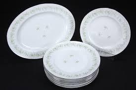 platter plates forever johann haviland dinnerware 8 dinner plates 15