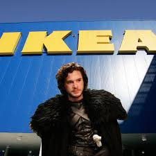 the game of thrones capes are actually ikea rugs good housekeeping