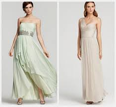 long bridesmaid dresses for a rustic or country wedding rustic