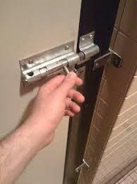 Bathroom Stall Door Bathroom Stall Door Lock Rick Lax