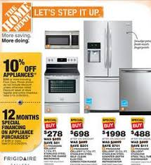 frigidaire dishwasher home depot black friday home depot ad 02 15 02 18 2015 frigidaire gallery 21 93 cu ft
